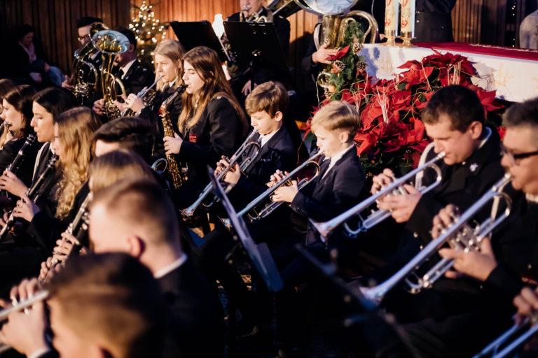 II Koncert Świąteczny - fotorelacja