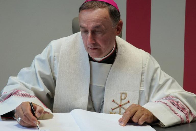 Zarządzenie Biskupa Tarnowskiego z dn. 18.04.2020