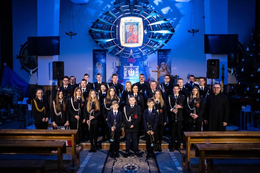 Telekolęda Orkiestry Dętej